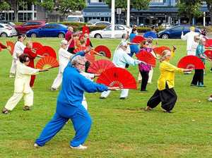 U3A Tweed Coast seniors get active on World Tai Chi Day