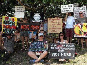 Let's boycott Sekisui forums, say community groups
