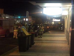 UPDATE: QGC staff self-evacuated to escape smoke at CBD