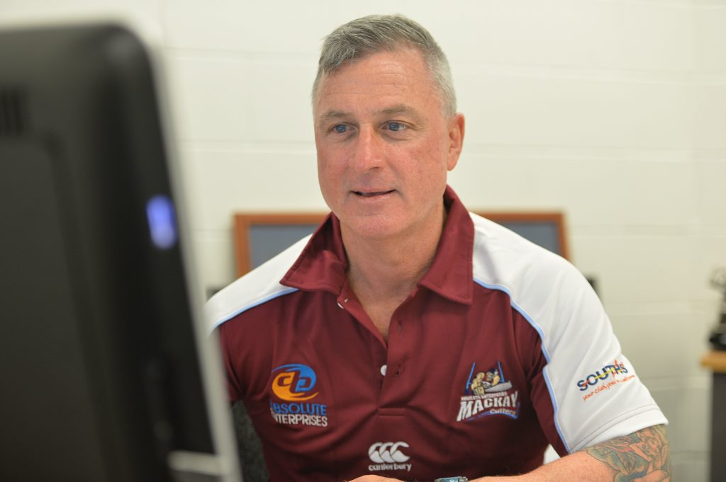 Mackay Cutters CEO and Mackay District Rugby League chairman Troy Rovelli is fed up with unwanted behaviour in junior and senior Rugby League in the region.