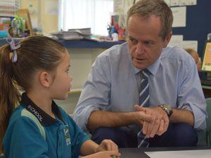Mackay you need to change: Bill Shorten