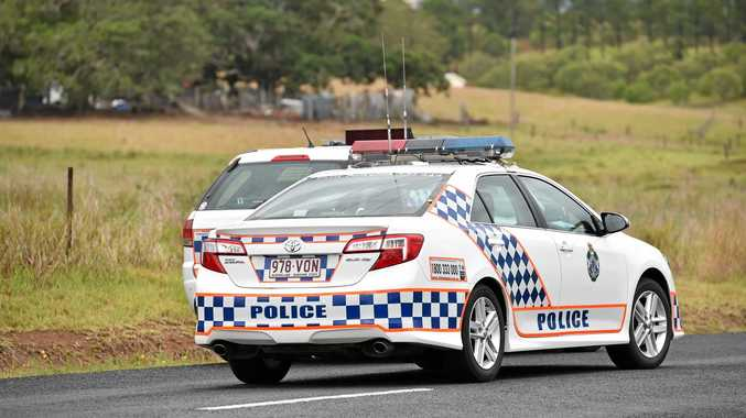 Queensland Police Service. Photo: Alistair Brightman / Fraser Coast Chronicle