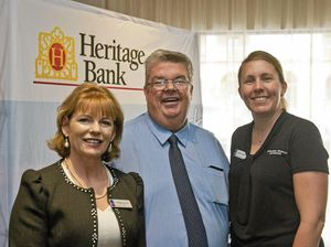 Chamber launches annual Heritage Bank business awards