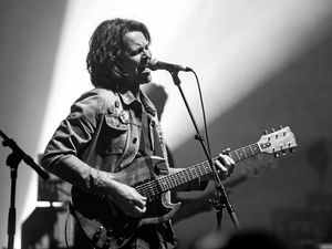 Listen to Bernard Fanning's new poignant political song