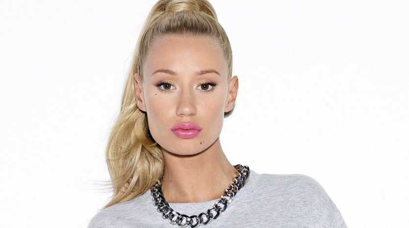 Mullumbimby-raised rapper Iggy Azalea is back with her new song Mo Bounce.