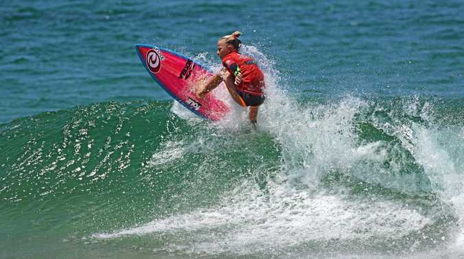 Lennox Head surfer Nyxie Ryan will be one of the locals competing in the FNC Regional Titles this weekend