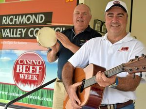 Buskers to get visitors mooving at Casino Beef Week