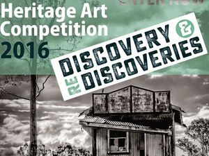 Heritage art prize to be presented