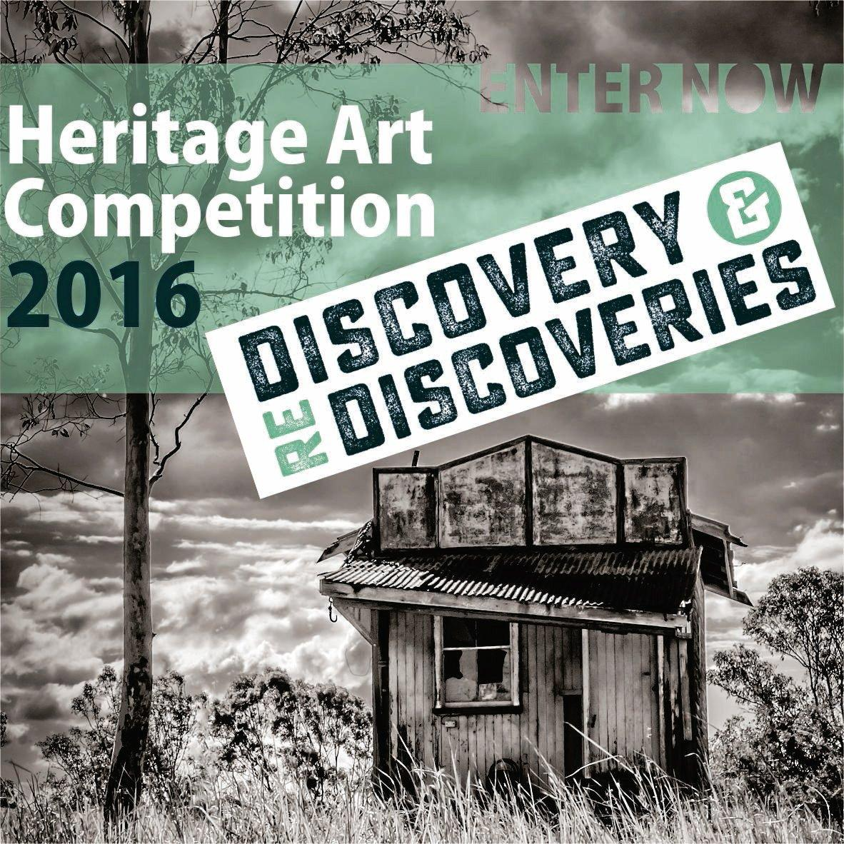 DISCOVERY: Come and see who has taken out the prizes at the Heritage Art Competition prize presentation at Gympie Regional Gallery on Wednesday, May 18.