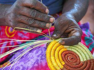 Weaving new ties with Arnhem Land