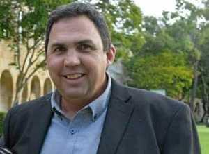 Katter's Australian Party candidate Rick Gurnett