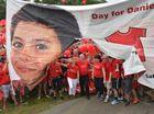WALK FOR DANIEL: Coast remembers Daniel Morcombe on 11th annual walk. October 30,2015. Photo Patrick Woods / Sunshine Coast Daily