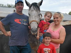 Barcaldine horse trainer recovers from brain surgery