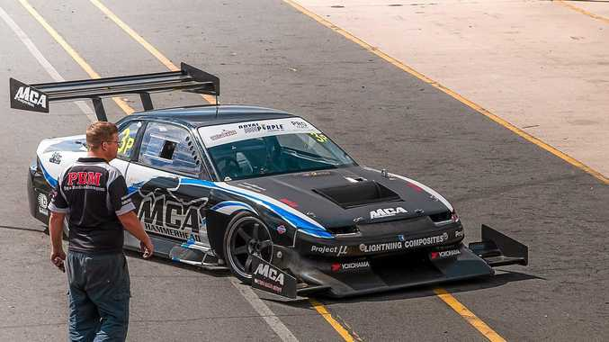 time attack worth checking out at ipswich precinct queensland times