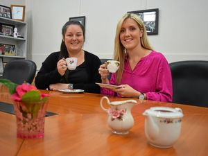 Rural women: Down tools and get to high tea at Beef Week