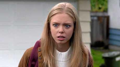 Megan Hill acting on Supernatural.