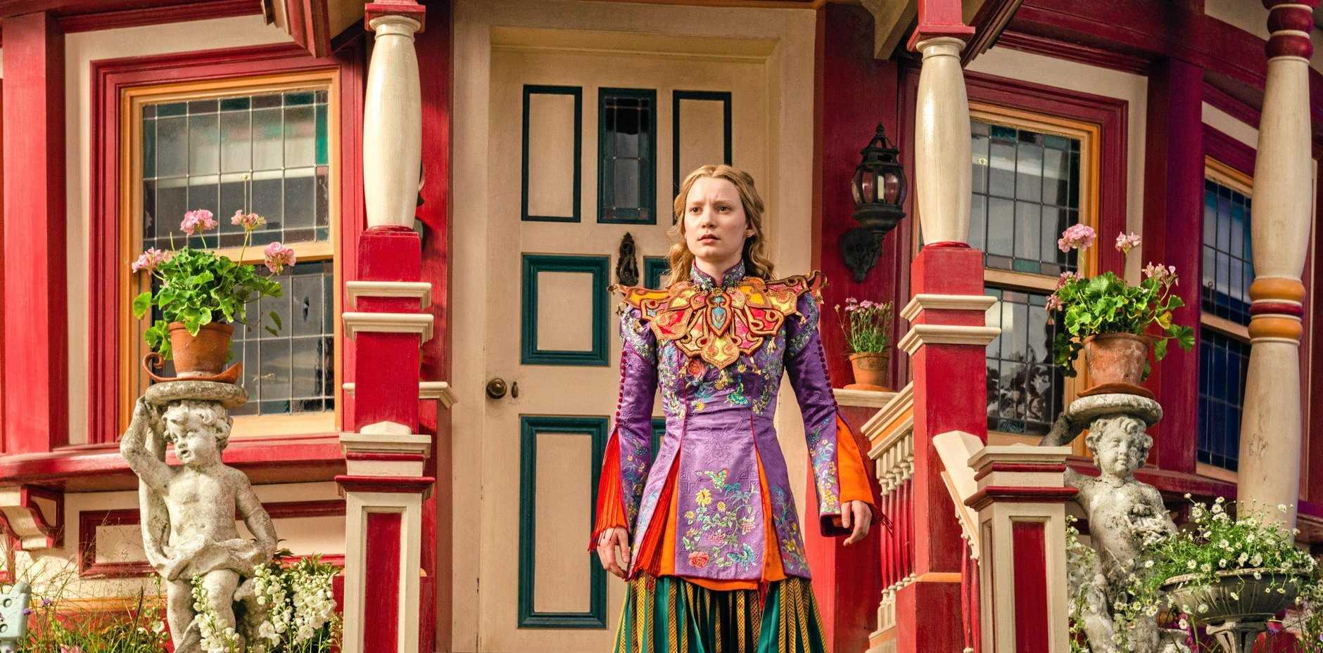 Mia Wasikowska talks to Weekend about her return as Alice to the whimsical world of Underland in Disney's Alice Through The Looking Glass, an all-new adventure featuring the unforgettable characters from Lewis Carroll's beloved stories.