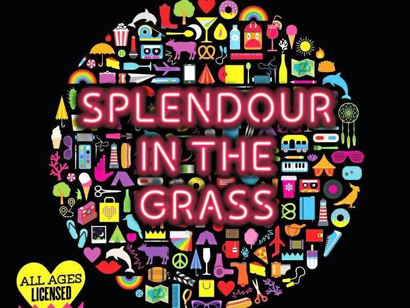 Splendour in the Grass 2016 poster