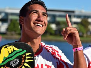 Tahitians shine brightest at Lake Kawana