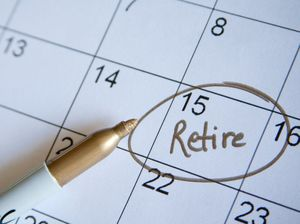 Get rid of debt before retirement