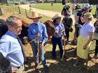 WATCH: Bill Shorten promises millions to support Beef Week