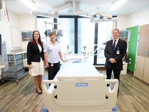 New ICI at Rockhampton Hospital