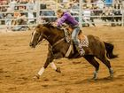 With enticing amounts to be won, competition was fierce at the Nebo Rodeo.