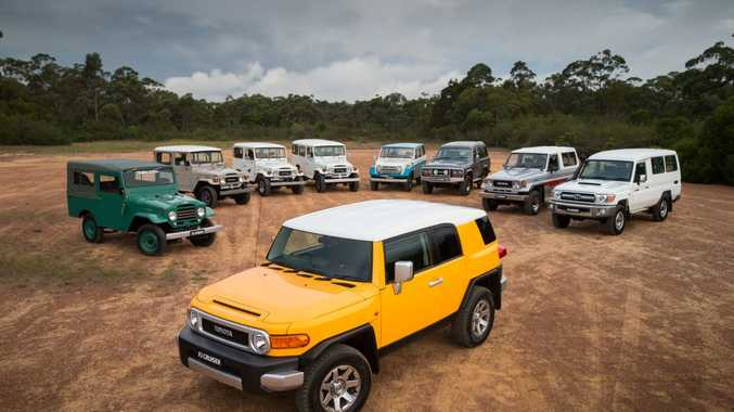 Toyota's FJ Cruiser SUV is to be withdrawn from sale in Australia. Photo: Contributed.