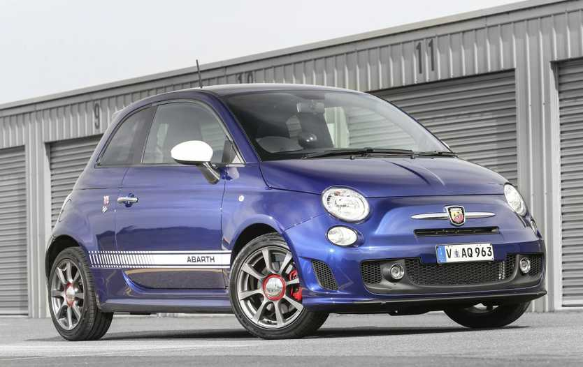2016 Abarth 595. Photo Contributed.