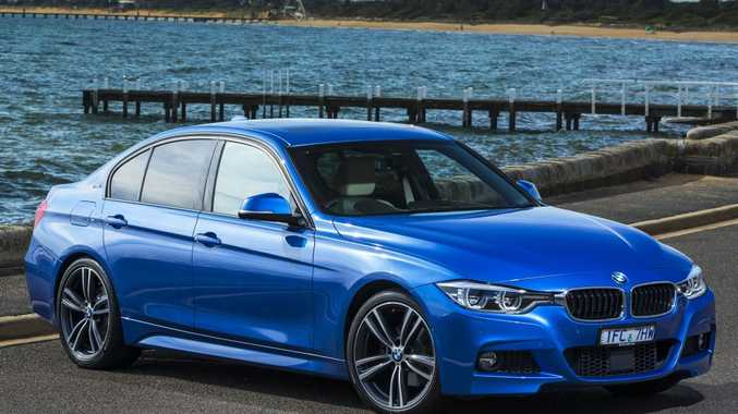 HYBRID: Priced very close to BMW's 330i, the hybrid 3 Series 330e arrives to offer a compelling alternative to the petrol variant.