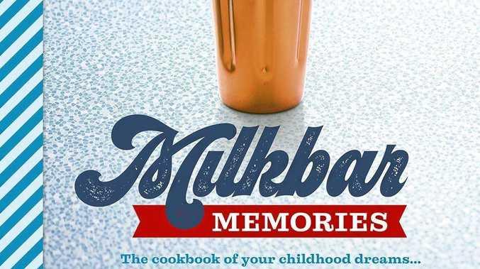 Milkbar Memories cookbook.