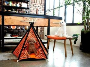 Pet teepees set to pop up in Aussie homes this winter