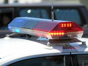 Pair arrested after attempted break-in