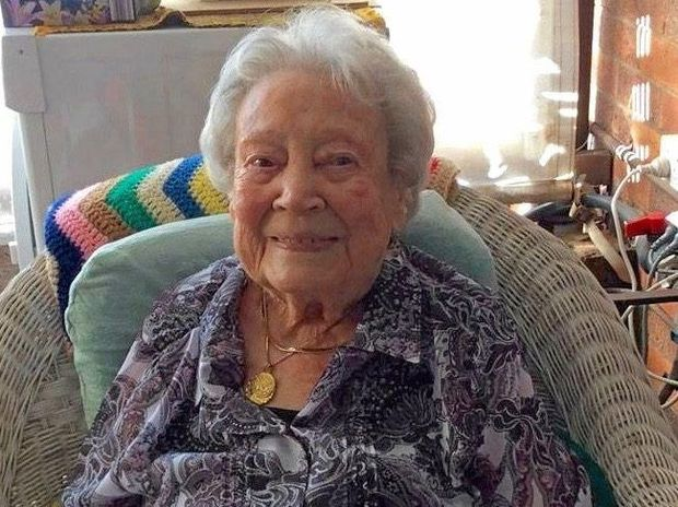 HAPPY BIRTHDAY: Irene May (Rene) Redpath celebrated her 100th birthday on Saturday, May 7 with more than 60 of her friends and family.