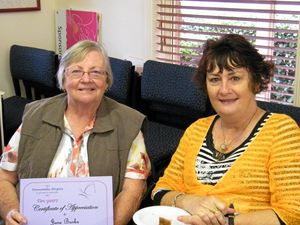 Toowoomba Hospice celebrates its selfless volunteers