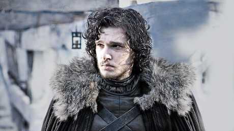 Kit Harrington stars as John Snow in Game Of Thrones