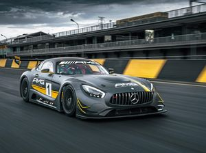 Mercedes-AMG GT3 is the ultimate thrill ride