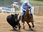 PERFECT PAIRING: Southgate's Peter Connor has a busy weekend on his hands at the Big River Campdraft but will reunite with champion horse Grouse.