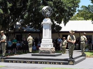 Bay's historic cenotaph added to state register