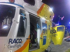 CareFlight airlifts motocross rider to Nambour Hospital