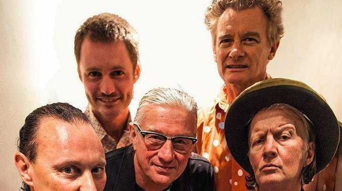 LEGENDS: Australian band Mental As Anything will be performing in Ballina on June 5.