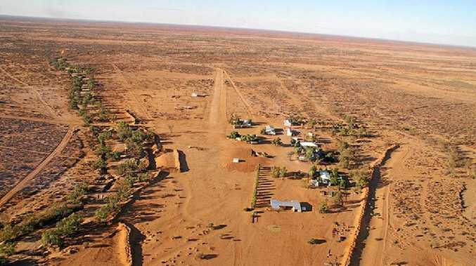 Anna Creek Station in the Territory is part of the Kidman cattle empire.