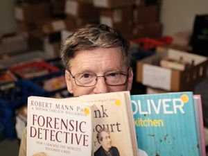 Bonanza bursting with bargains for book lovers