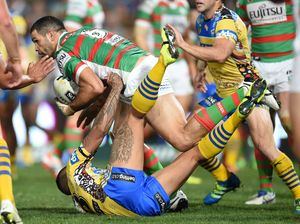 Rabbitohs in thrilling come-from-behind win over Eels