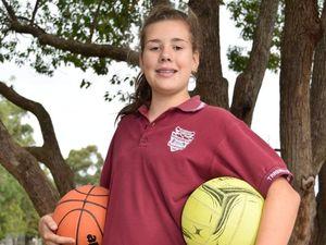 Charlotte bounces into Wide Bay netball and basketball teams