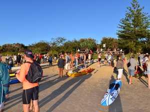 Island Charity Swim 2018