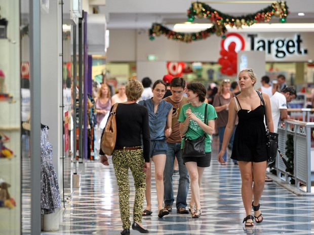 MOST VISITED ON COAST: Sunshine Plaza attracted 167,000 shoppers in a four-week period.