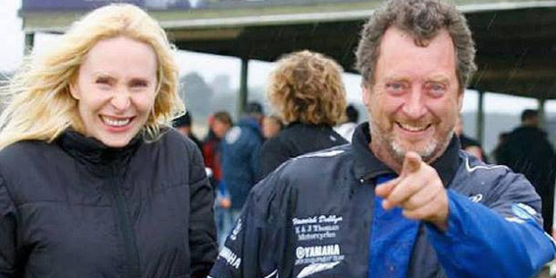 Paul James Bennett, who also goes by the name of David Kite or Dennis Kite, and his wife Simone Anne Wright, also known as Sarah Kite. Photo NZ Herald.