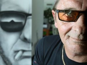 Former AC/DC drummer Phil Rudd now living the quiet life