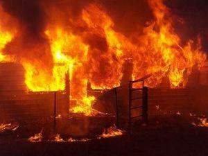 Maryborough house fire